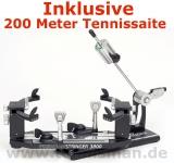 Bespannungsmaschine: Premium Stringer 3800  incl. 200m DISCHO IONTEC
