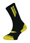 Babolat - TEAM BIG LOGO - Black/Blazing Yellow