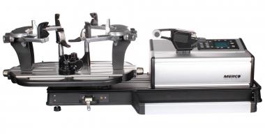 Besaitungsmaschine Merco ES-8000 elektronik (self centering/quick mount)