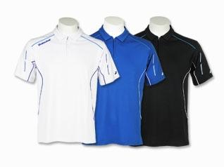 Babolat - Polo Men Match Core - schwarz