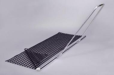 Schleppnetz - Abziehnetz - Optiplan mit Zugbügel