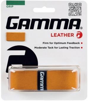Gamma- Leather Grip