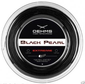 Tennissaite - Oehms Black Pearl extreme - 200 m