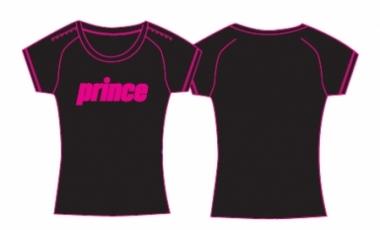 Prince GLW Logo T-Shirt - schwarz