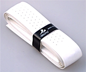 DISCHO - Pro Tour - Basisgriffband - weiß - 1 Stck - 1,6 mm