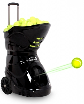 Ballwurfmaschine - iTennis 4015 - schwarz