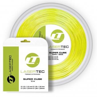 Tennissaite - LaserTec - SUPER CUBE - 200 m