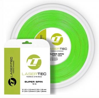 Tennissaite - LaserTec - SUPER SPIN - 200 m