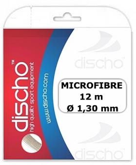 Tennissaite - DISCHO  MICROFIBRE - 12 m