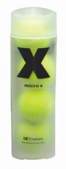 Tennisbälle - Tretorn Micro X - 4er Dose