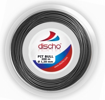 Tennissaite - DISCHO Pit Bull - 200 m