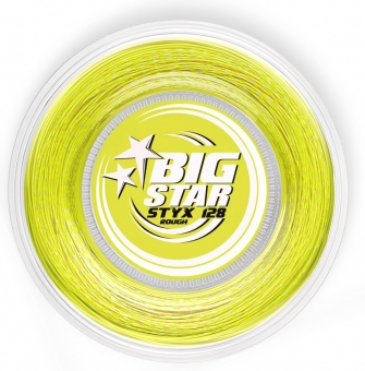 Tennissaite - BIG STAR STYX ROUGH - 170 m