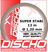 Tennissaite - DISCHO SUPER STABLE  - 12 m