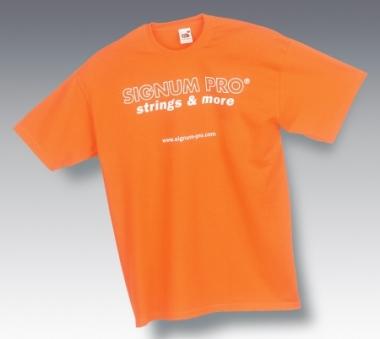 Signum Pro - Promo T-Shirt - orange
