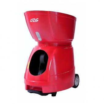 Ballwurfmaschine - iTennis 1702 GLS - rot