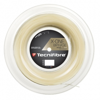 Tennissaite - Tecnifibre X-ONE BIPHASE - 200 Meter