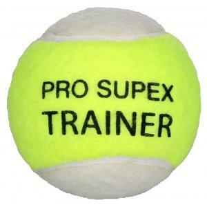 Tennisbälle - Pro Supex - Trainerbälle - 60 Bälle im Polybag merco10084