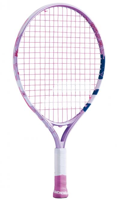 Tennisschläger- Babolat - B'FLY 19 - besaitet - 2019 140242