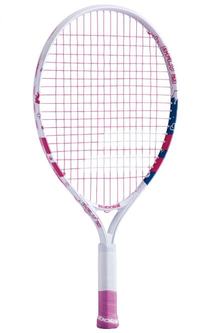 Tennisschläger- Babolat - B'FLY 21 - besaitet - 2019 140243