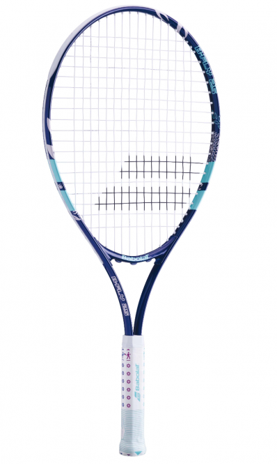 Tennisschläger- Babolat - B'FLY 25 - besaitet - 2019 140245