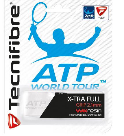 Griffband- Tecnifibre X-tra Full ATP- weiĂź 152942