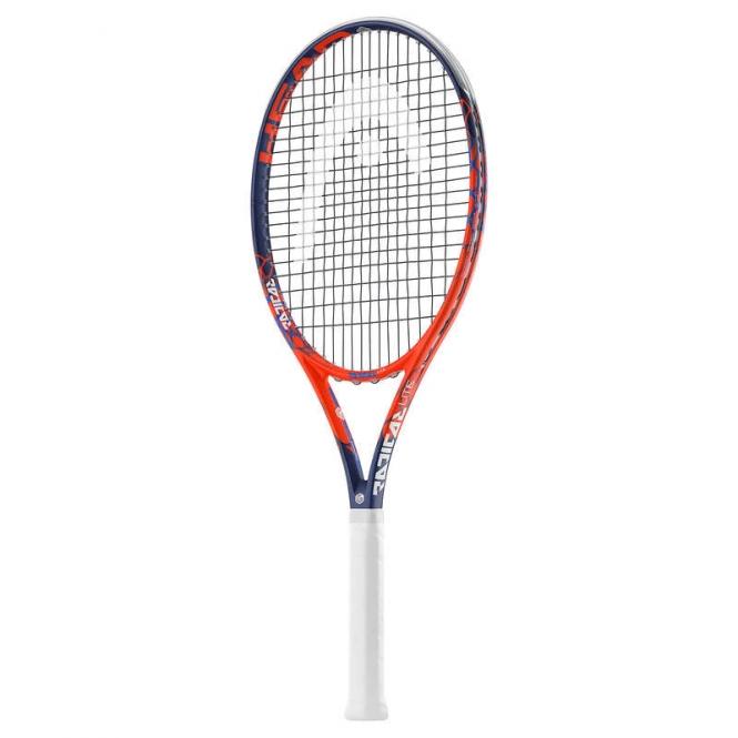 Tennisschläger - Head - Graphene Touch PWR Radical (2018)