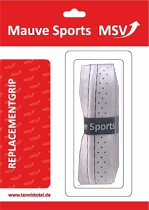 MSV Basis Grip Soft-Stich (perforiert & stitched), weiß