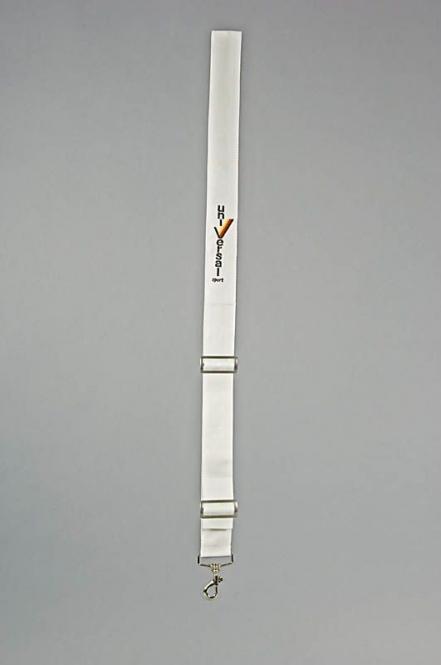 Gurtband Universal aus Nylon mit nichtrostenden Schnallen und Spezialhaken