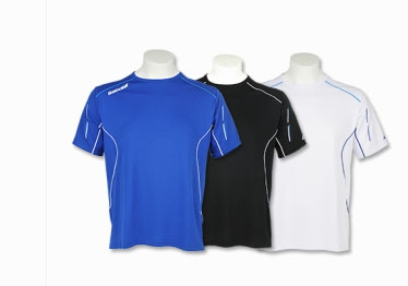 Babolat - Tee Shirt Men Match Core - blau