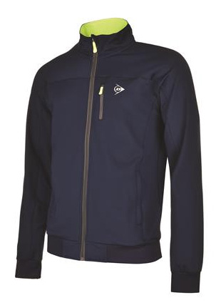 Dunlop- Club Line- Boys Knitted Jacket- navy