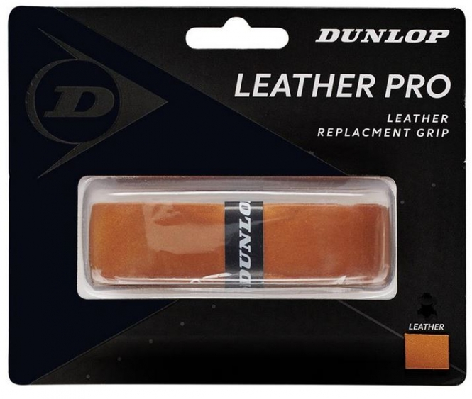 Basisgriffband - Dunlop - LEATHER PRO 613253