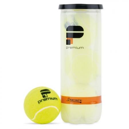 Tennisbälle - Sportastic Tennisball Premium - 3er Dose