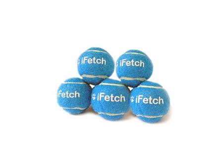 iFetch - Ersatzbälle - 5 Stck