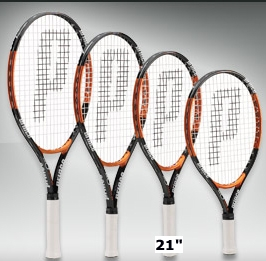 Tennisschläger - Prince AIR-O-Team 21 88122