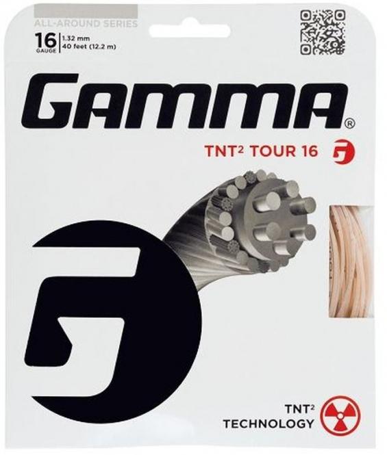 Tennissaite - Gamma -TNT Tour Art1