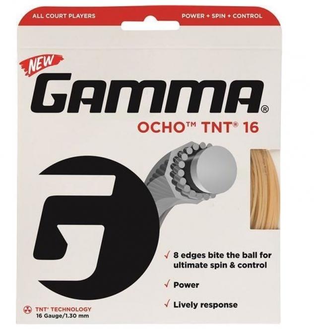 Tennissaite - Gamma - Ocho TNT Art802