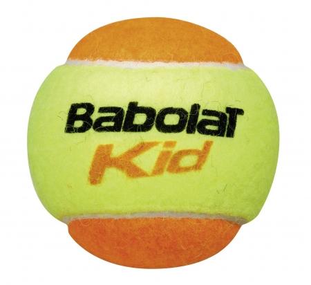 Tennisbälle- Babolat Kid - 36 Bälle im Polybag B511001