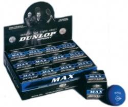 Squashball - Dunlop Max 12 Stck