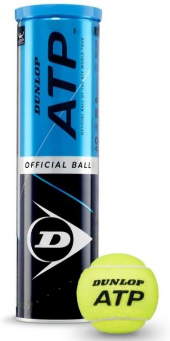 Tennisbälle - Dunlop ATP - 2019 601314