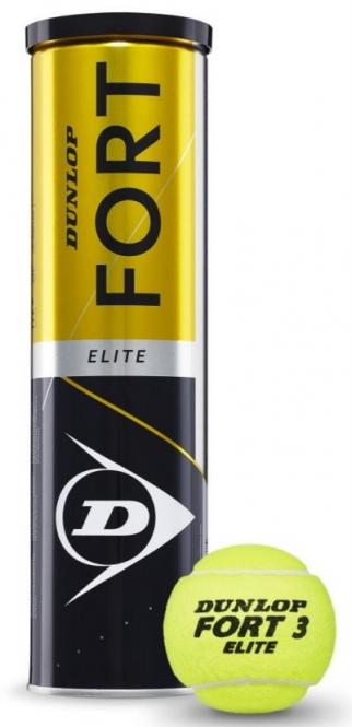 Tennisbälle - Dunlop Fort ELITE - 2019 601320