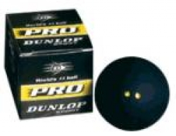 Squashball - Dunlop Pro