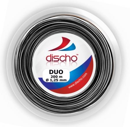 Tennissaite - DISCHO - DUO SILVER - 200 m
