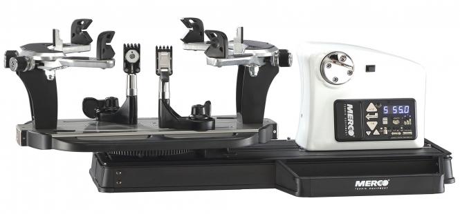 Besaitungsmaschine Merco ES-6000 elektronik merco-ES6000