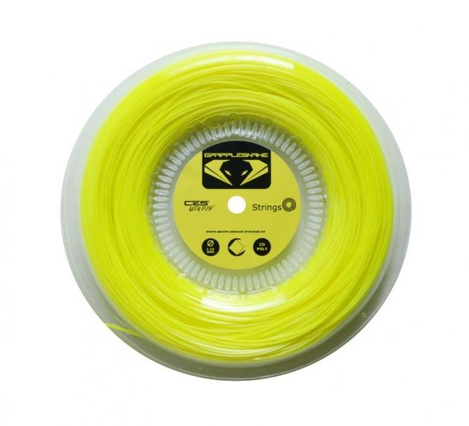 Tennissaite - Grapplesnake - CES Neon Dust 1,23 mm - 200 m