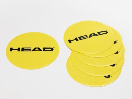 Head - Zielmarkierungen - Targets - 6 Stck. 287521