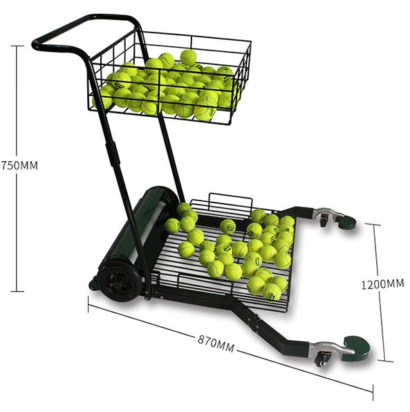 iTennis - Ball Mower 2 - Ballsammler it-0001