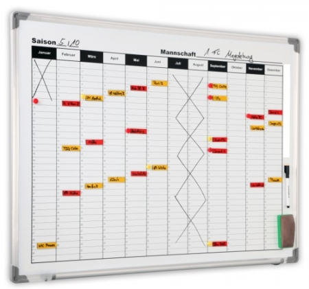Planerboard - Jahresplaner (750 x 1000 mm) 1081