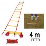 Koordinationsleiter - flach 4 m k1164