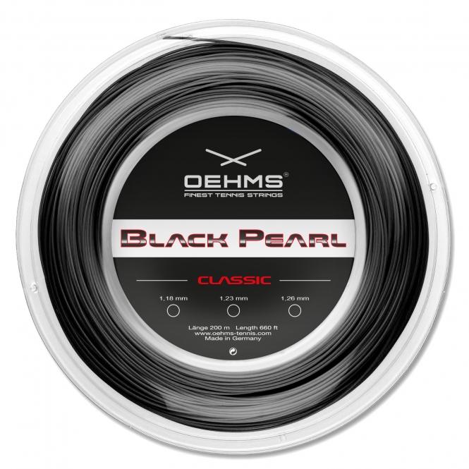 Tennissaite - Oehms Black Pearl - 200 m