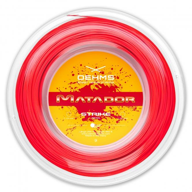 Tennissaite - Oehms  MATADOR STRIKE  - 200 m
